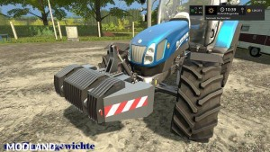 Front Weights Pack v 1.0, 4 photo